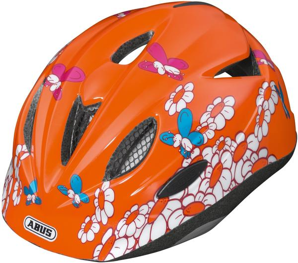 ABUS Radhelm 46-52 cm Kinder butterfly 2014