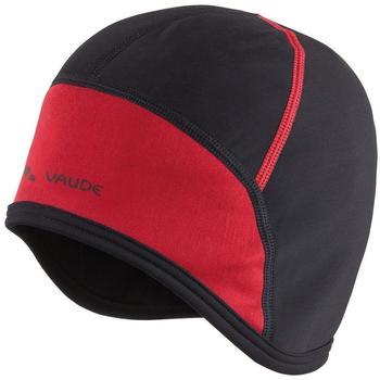 Vaude Bike Cap 56-58 cm black/red 2014