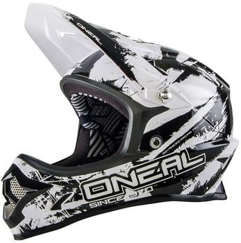ONeal O'Neal Backflip Fidlock Helmet RL2 Shocker black/white 53-54