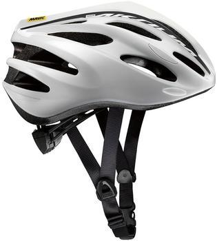 Mavic Aksium Helmet white/black 54-59 cm 2017 Rennradhelme