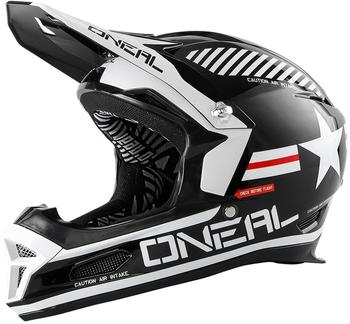 ONeal ONeal Fury RL Afterburner black 59-60 cm 2017 Downhill Helme