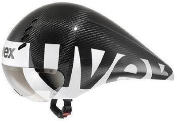 Uvex Race 6 52-57 cm black carbon matt