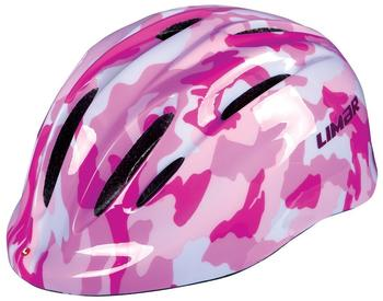 Limar 149 Pink camo 50-57 cm,