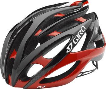 Giro Atmos II 55-59 cm bright red/black 2016