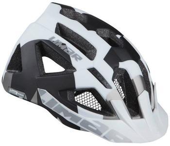 Limar Fahrradhelm X-MTB Gr. L (57-61cm) matt weiß/schwarz (1 Stück)