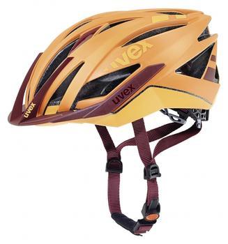 uvex-ultra-snc-fahrradhelm-orange-mat-groesse-52-56-cm