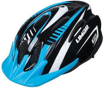 Limar Fahrradhelm 540 Sport Action Gr.M (52-57cm) schwarz/blau (1 Stück)