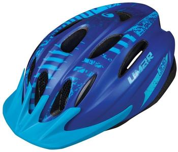 Limar Fahrradhelm 540 Sport Action Gr.M (52-57cm) matt blau (1 Stück)