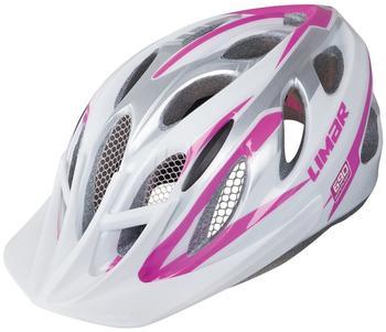Limar Fahrradhelm 690 Sport Action Gr.M (53-57cm) weiß/pink (1 Stück)