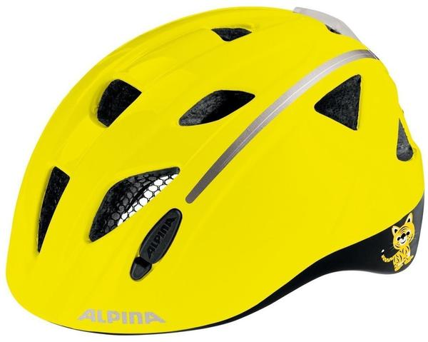 Alpina Ximo Flash 49-54 cm be visible reflective
