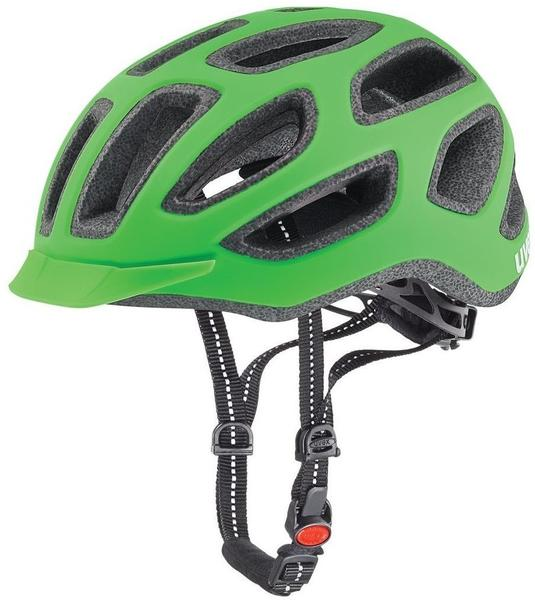 Uvex City e 57-61 cm neon green matt 2016