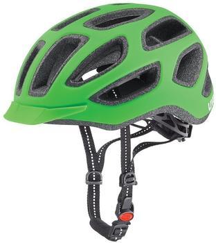 uvex-city-e-neon-green-mat-gr-52-57cm