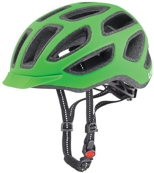 Uvex City E 52-57 cm neon green matt 2016