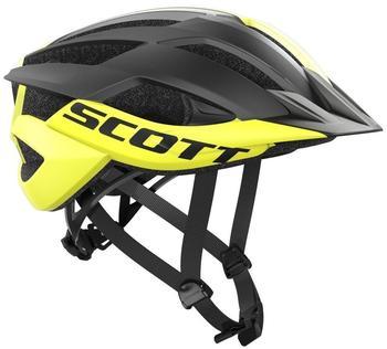 scott-arx-mtb-helmet-l-yellow