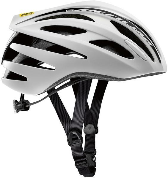 Mavic Aksium Elite Helm weiß-gelb