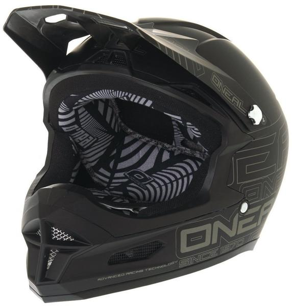 ONeal ONeal Fury RL Helm matt black 53-54 cm 2017 Downhill Helme