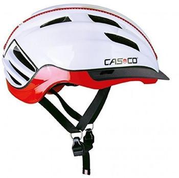 Casco SPEEDster white-red