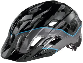 Alpina Yedon schwarz-blau