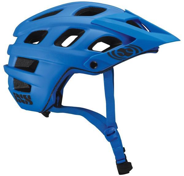 IXS Trail RS Evo Helmet fluo blue 58-62 cm 2017 MTB Helm - fluor M/L