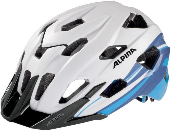 Alpina Yedon L.E. 57-62 cm white/blue 2016