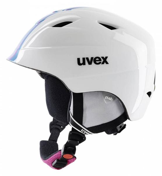 Uvex Airwing 2 Race white/pink