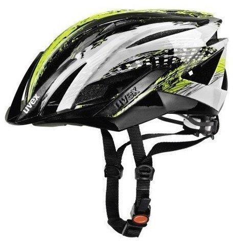 Uvex Ultrasonic schwarz-grün
