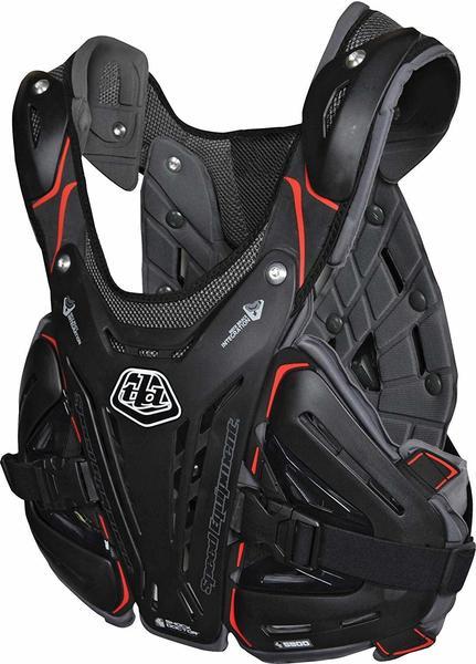 Troy Lee Designs Bodyguard 5900 Chest Protektor Schwarz M,