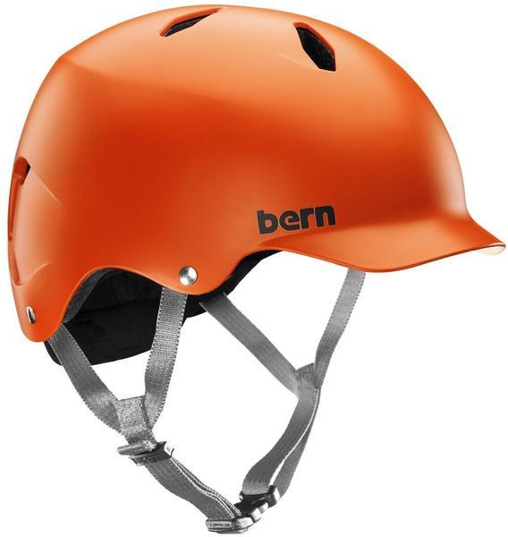Bern Bandito EPS 53-56 cm Kinder matt orange 2017