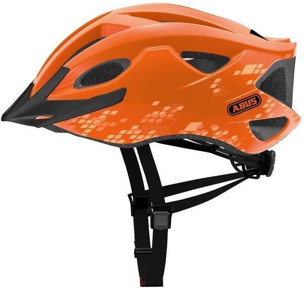 ABUS S-Cension Helm orange