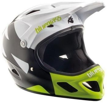 bluegrass Explicit Helm White/Black/Fluo Yellow
