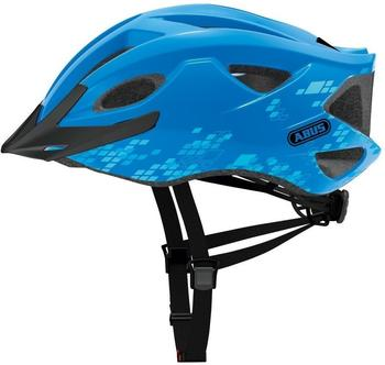 ABUS S-Cension Helm blau