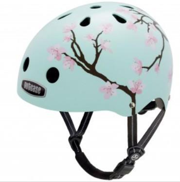 Nutcase Graphic City Urban Cherry Blossom