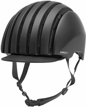 Carrera Foldable CRIT Helm black matte 61-64