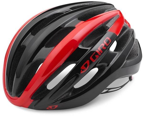 Giro Foray MIPS 51-55 cm bright red/black