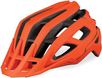 Endura Singletrack Helm orange