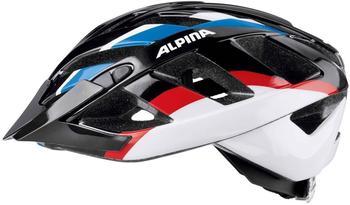 Alpina Panoma schwarz-rot-blau