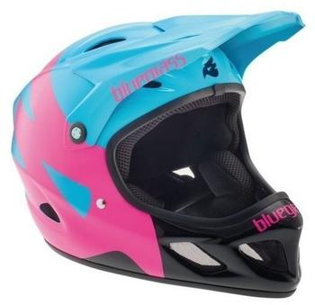 Bluegrass Explicit Helm, Cyan/Magenta/Black, 58-60 cm
