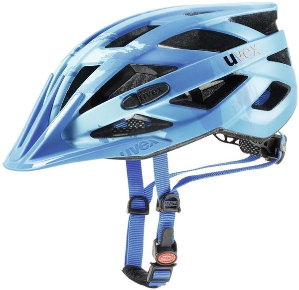 Uvex i-vo CC blau matt