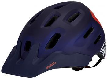 oneal-defender-flat-helmet-dark-red-59-61-cm-mountainbike-helme