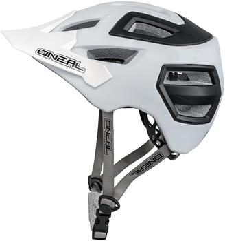 oneal-pike-helm-radhelm-gr-s-m-schwarz-weiss