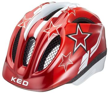 KED Meggy Stars red