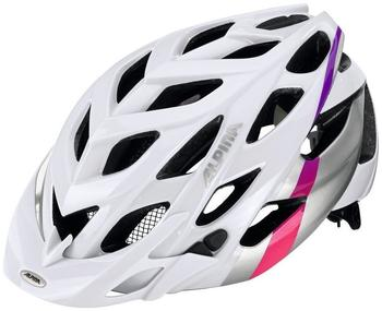 Alpina D-Alto weiß-silber-pink