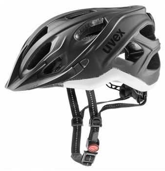 Uvex City S Helm schwarz