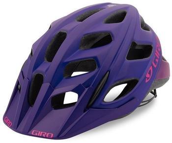 Giro Hex Helmet mat purple/bright pink 55-59 cm