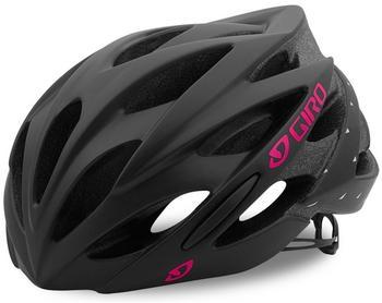 Giro Sonnet schwarz-pink