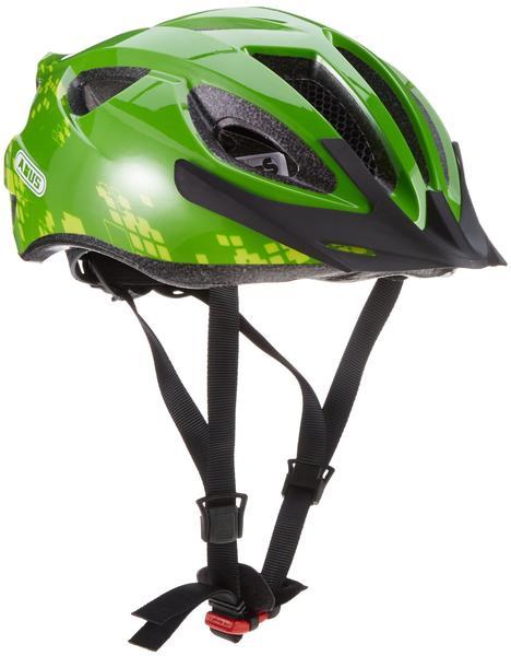 ABUS S-Cension Helm grün