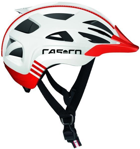 casco Activ 2 52-56 cm white/red 2017