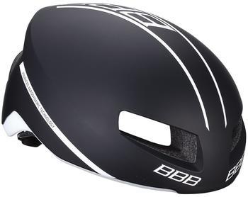 BBB Tithon BHE-08 Helm schwarz 55-58 cm
