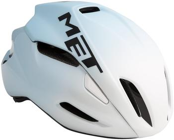 MET Manta Helm light blue