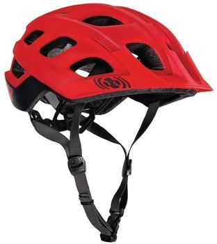 IXS Trail XC Helmet fluor red 58-62cm 2017 MTB Helm rot M/L 58-62